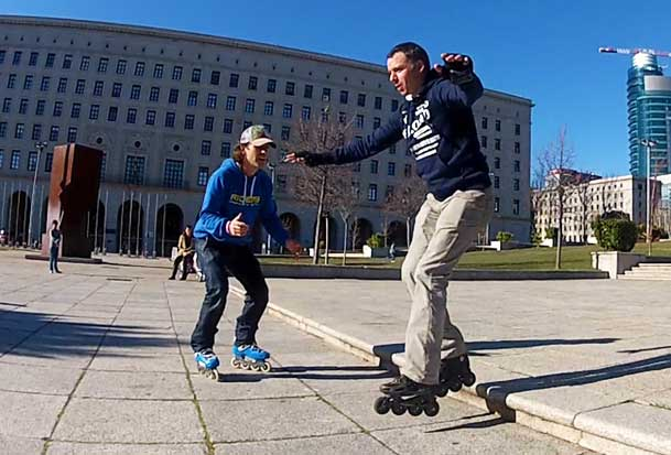 clases patinaje freeskate